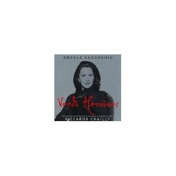 Verdi Heroines - Giuseppe Verdi, Riccardo Chailly und Orch. Sinfonica di Milano