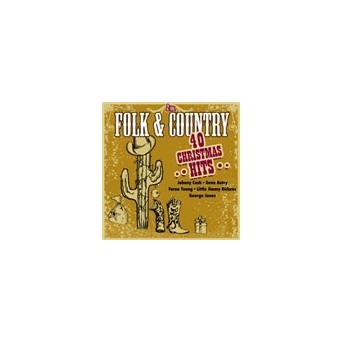 40 Christmas Hits - Country