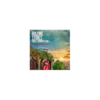 Sweet Summer Sun-Hyde Park - 2CD & 1 DVD