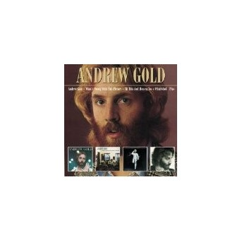 Andrew Gold - What's Wrong With This Picture? - All This And Heaven Too - Whirlwind - Disc 3: Bonus-Tracks