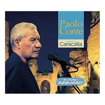 Live In Caracalla - 50 Years Of Azzurro Live (2 CDs)