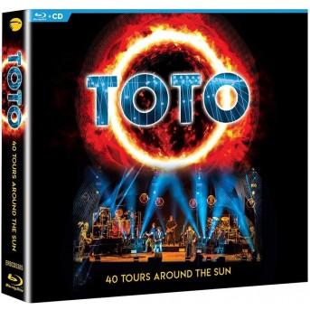 40 Tours Around The Sun (2 CDs + Blu-ray)