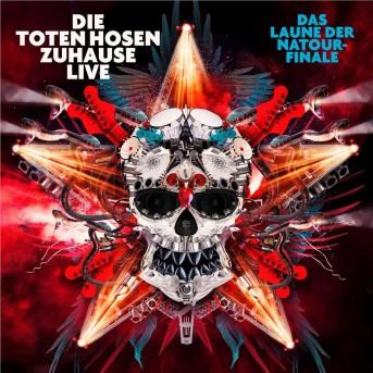 """Zuhause Live: 3 CDs - Das Laune der Natour-Finale"""" plus """"Auf der Suche nach der Schnapsinsel: Live im SO36"""