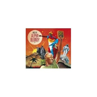 Best Of  Alpha Blondy - 2CD