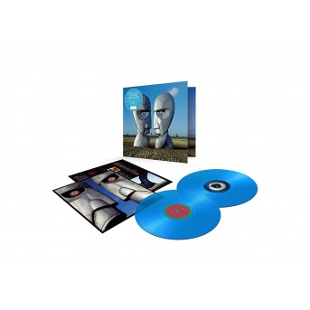 The Division Bell - 2LP - Blue-Vinyl - 25th Anniversary Edition