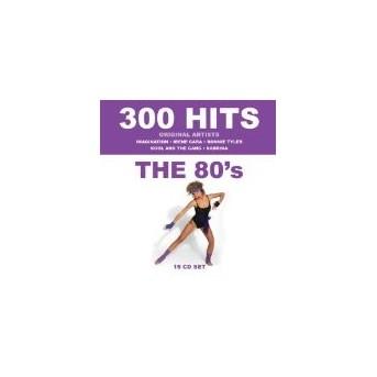 300 Hits 80s - 15CD