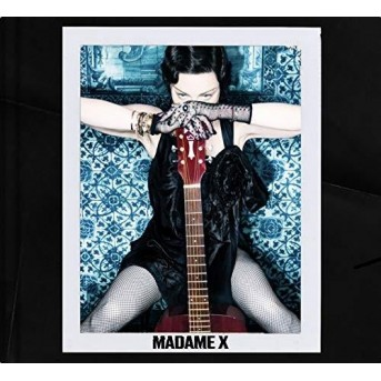 Madame X (5 Bonustracks, Deluxe Edition, 2 CDs)