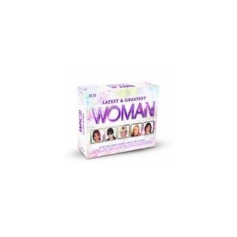 Woman-Latest & Greatest - 3CD
