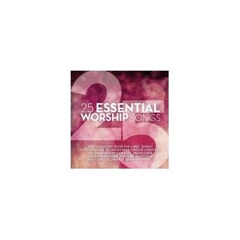 25 Essential Worship Songs