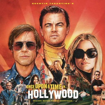 Once Upon A Time In Hollywood - Soundtrack - Quentin Tarantino