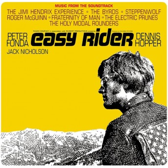 Easy Rider - 1 LP - Clear - Soundtrack
