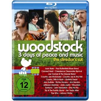 Woodstock - Soundtrack - Blu-ray