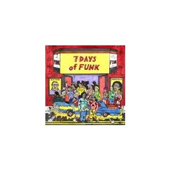 7 Days Of Funk (Snoop Dogg & Dam Funk)