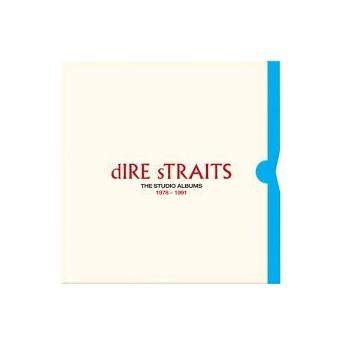 Complete Studio Albums - (8LP/Vinyl)