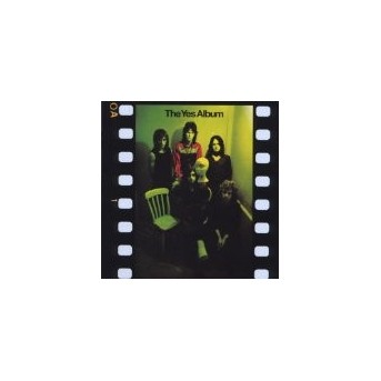 Yes Album - LP/Vinyl