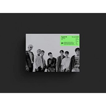 SuperM The 1st Album 'Super One' [One Ver. - Limited Edition]