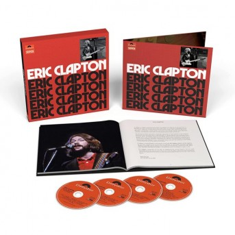 Eric Clapton (Anniversary Deluxe Edition) - 4 CD