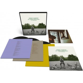 3 LP - All Things Must Pass (2021 Reissue)