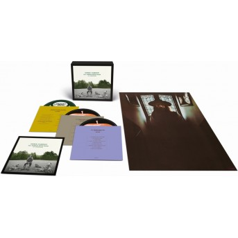 3 CD - All Things Must Pass (Limited Edition)