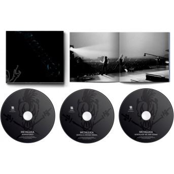 Metallica - (3CD-Box, Remastered)