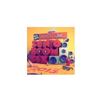 Onelove Sonic Boombox 2013 - 2CD