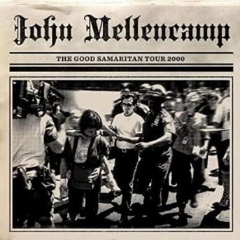 CD+DVD - Good Samaritan Tour 2000