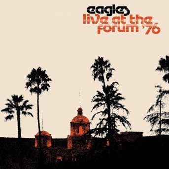 2 LP - Live At The Forum '76