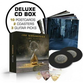 Time Clocks (Deluxe Edition, 2 CDs)