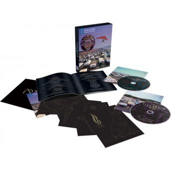 A Momentary Lapse Of Reason (2021, 2019 Remix, Deluxe Edition, CD + DVD)