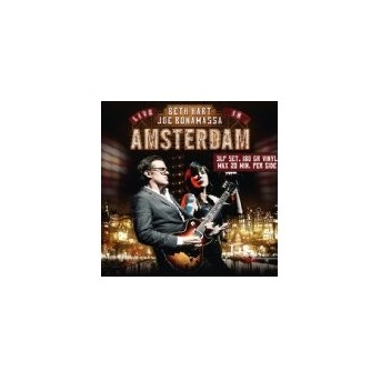 Live In Amsterdam - 2CD