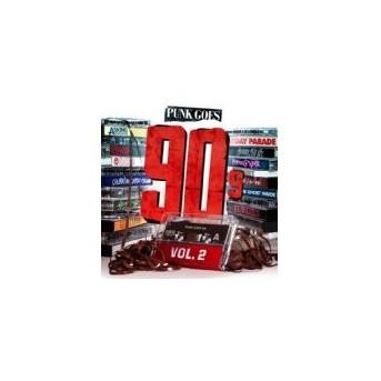 Punk Goes 90's: Vol. 2 - 2CD