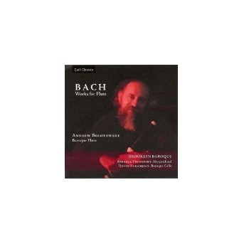 Bach Works For Flute