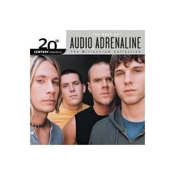20th Century Masters - Best Of Audio Adrenaline
