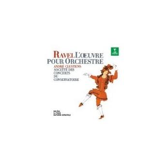 Ravel: Bolero. La Valse