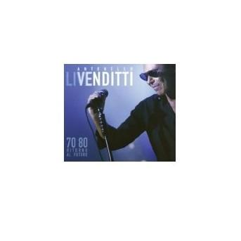 70.80 Ritorno Al Futuro (Live) - 2CD
