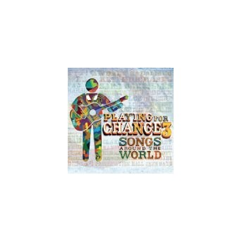 Playing For Change 3: Songs Around The World - CD & DVD