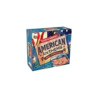 American Anthems Latest & Greatest - 3CD