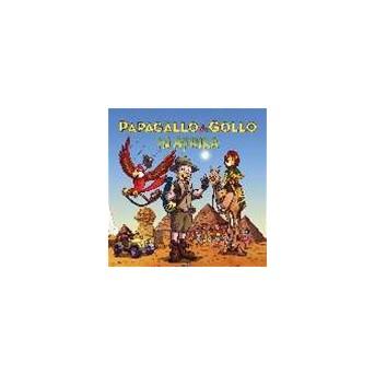 In Afrika - CD & Taschenbuch