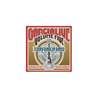 Garcialive 5 - December 31st 1975 Keystone Berkeley Live - 2CD