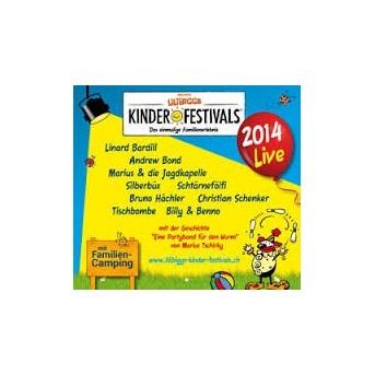 Lilibiggs Kinder-Festivals Live 2014