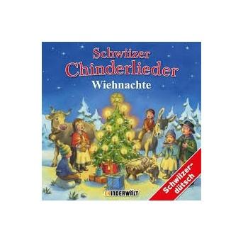 Schwiizer Chinderlieder - Wiehnachte - 2CD