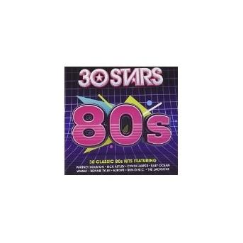 30 Stars: 80s - 2CD