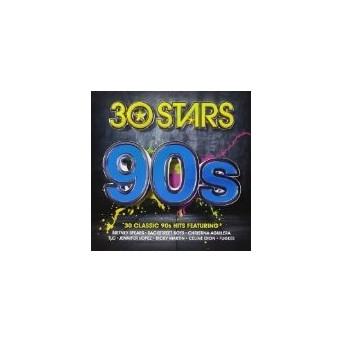30 Stars: 90s - 2CD