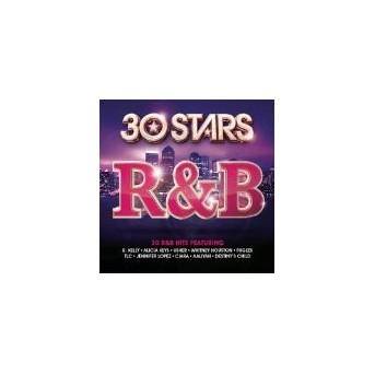 30 Stars: R&B - 2CD