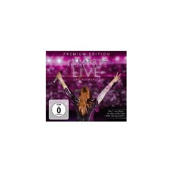 Atlantis - Live - Premium Edition - 2 CD & DVD