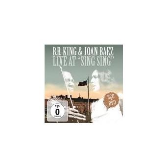 """Live At Sing Sing"""" - 3 CD & 1 DVD"""""""