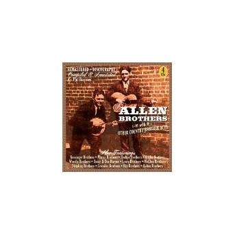 Allen Brothers & Other Country Brot - 4CD
