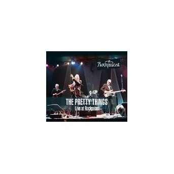Live At Rockpalast - 1998 - CD & DVD