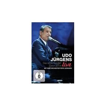 Das letzte Konzert - Zürich 2014 - DVD