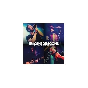 Night Visions Live - CD & DVD